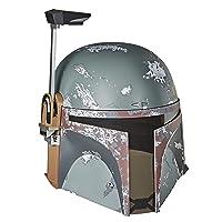 Star Wars The Black Series Boba Fett Premium Electronic Helmet, The Empire Strikes...