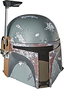 Star Wars The Black Series Boba Fett Premium Electronic Helmet, Star Wars: The Empire Strikes Back 40TH Anniversary Roleplay Collectible