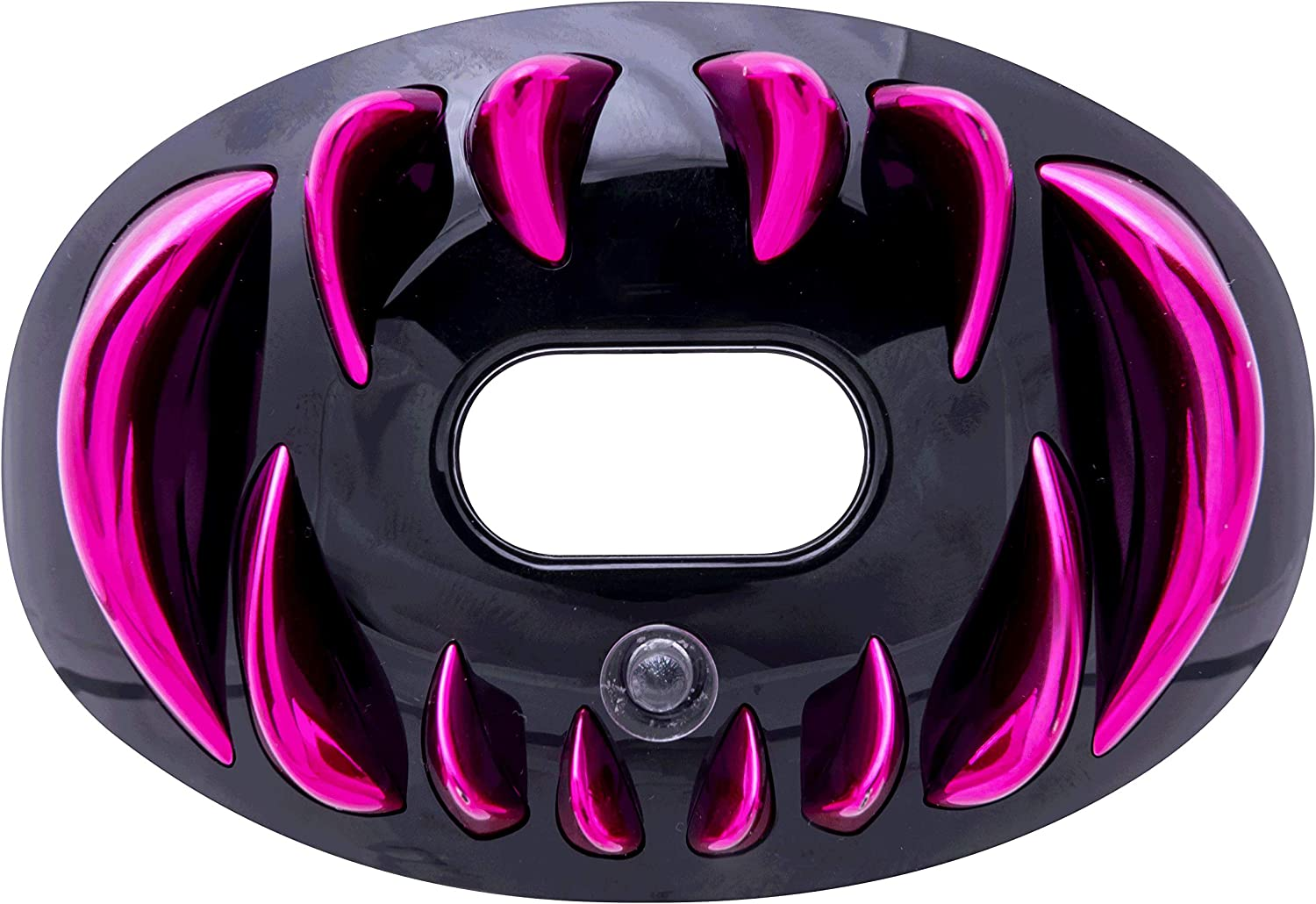 Battle Oxygen Chrome 3D Predator Mouthguard