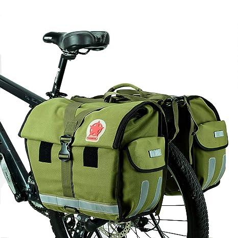 ArcEnCiel montaña carretera bicicleta tubo bolsa alforja ...