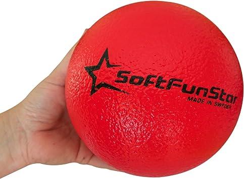 Premium Softball – Balón de fútbol para niños 16 cm de diámetro ...