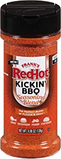 product image for Frank's RedHot Kickin' BBQ Seasoning Blend, 4.9 oz (Pack of 6)