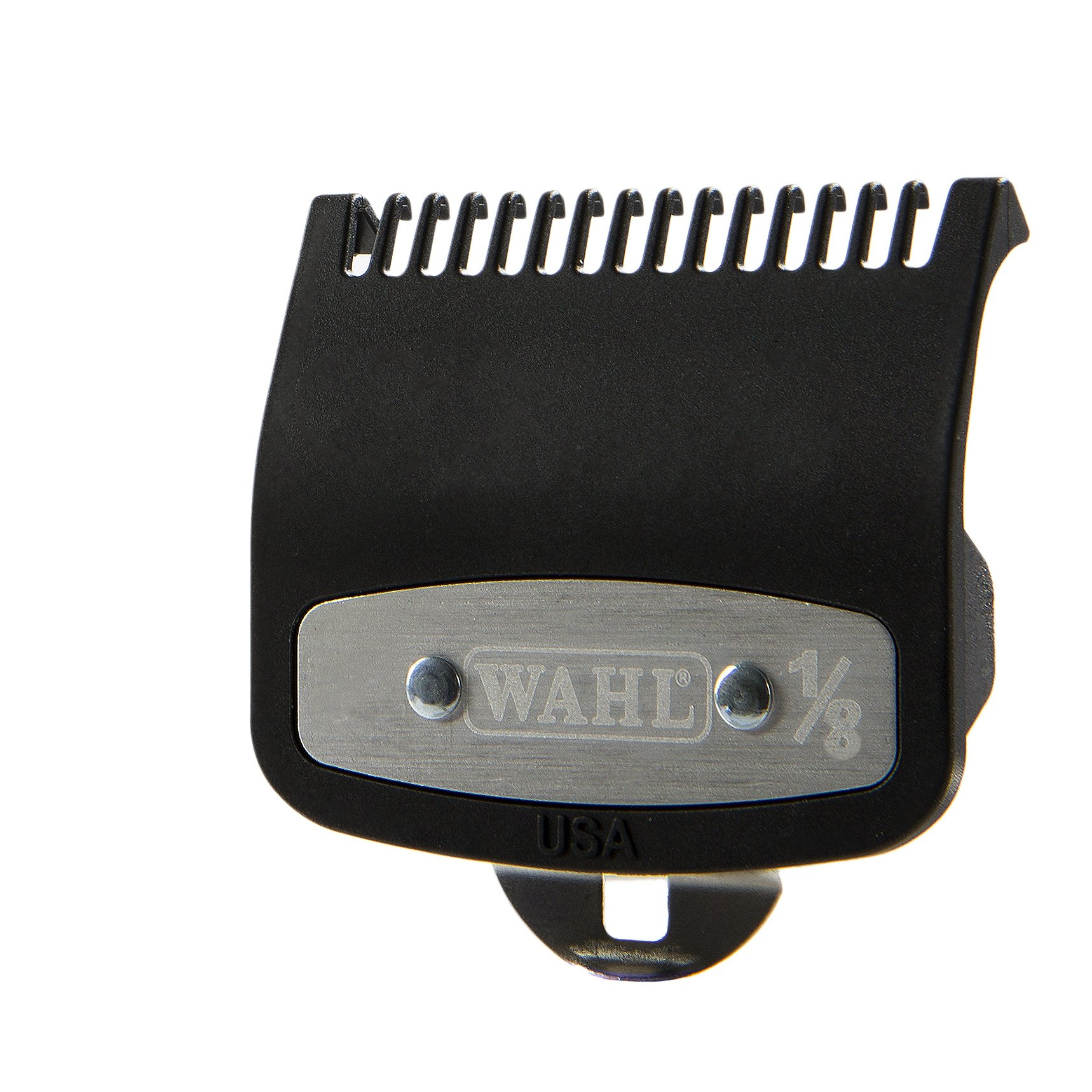 Wahl Professional Premium Cutting Guide with Metal Clip, black