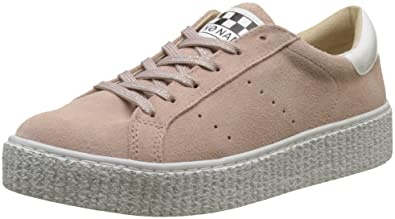 No name picadilly sneaker suede baskets basses femme amazon