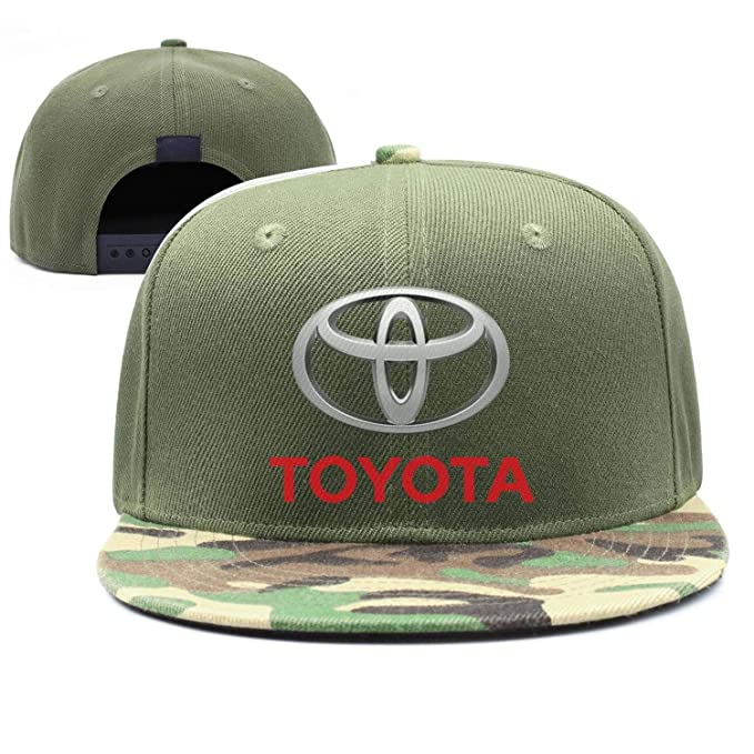 cd8025f0d27 Amazon.com  Breathable Toyota-Logo-Symbol-Emblem- Army-Green Fitted ...