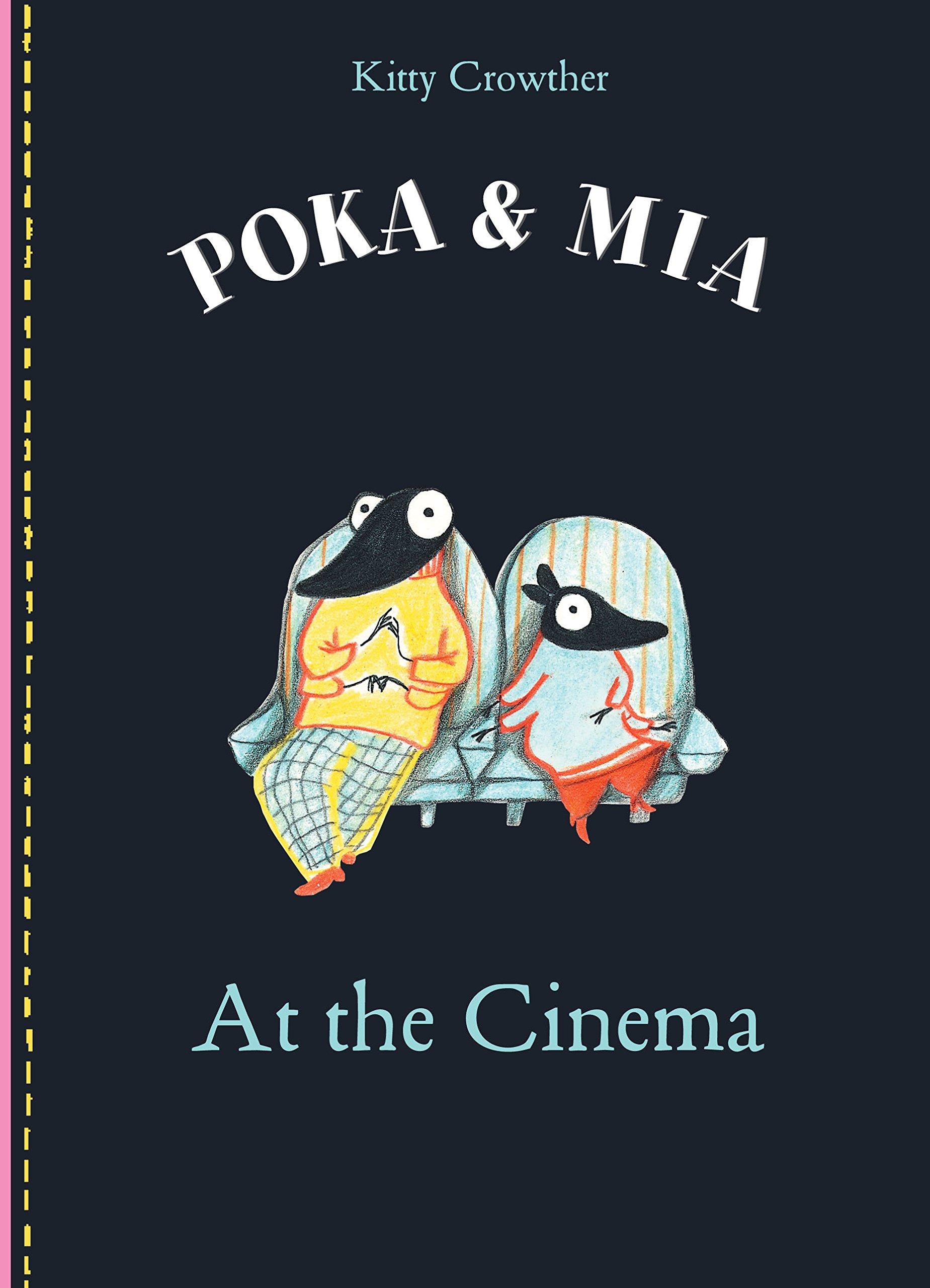 Poka and Mia: At the Cinema ebook