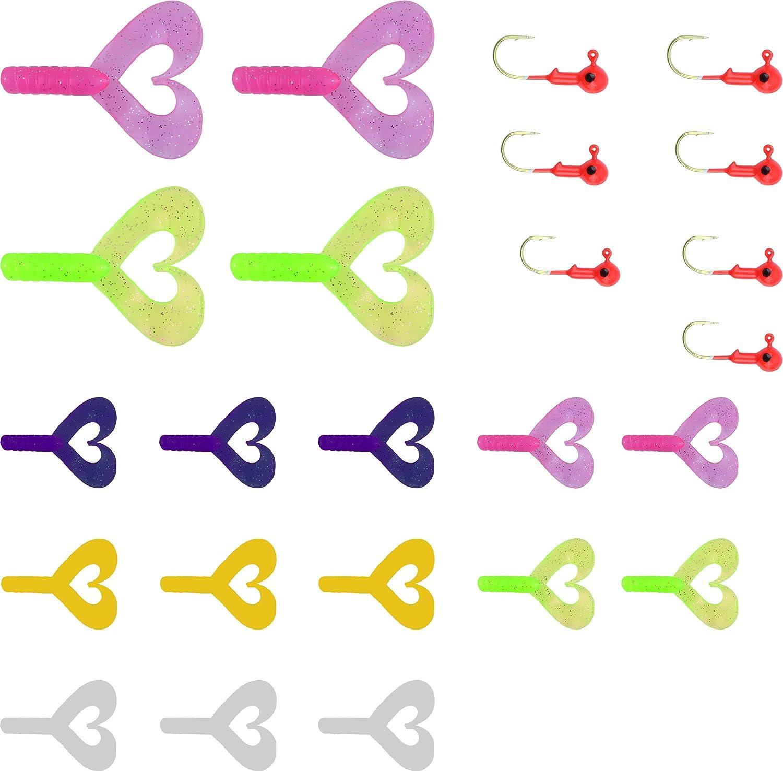 Storfisk fishing /& more 2 oder 4 Ring Bissanzeiger Inklusive Knicklichter in Verschiedenen Variationen