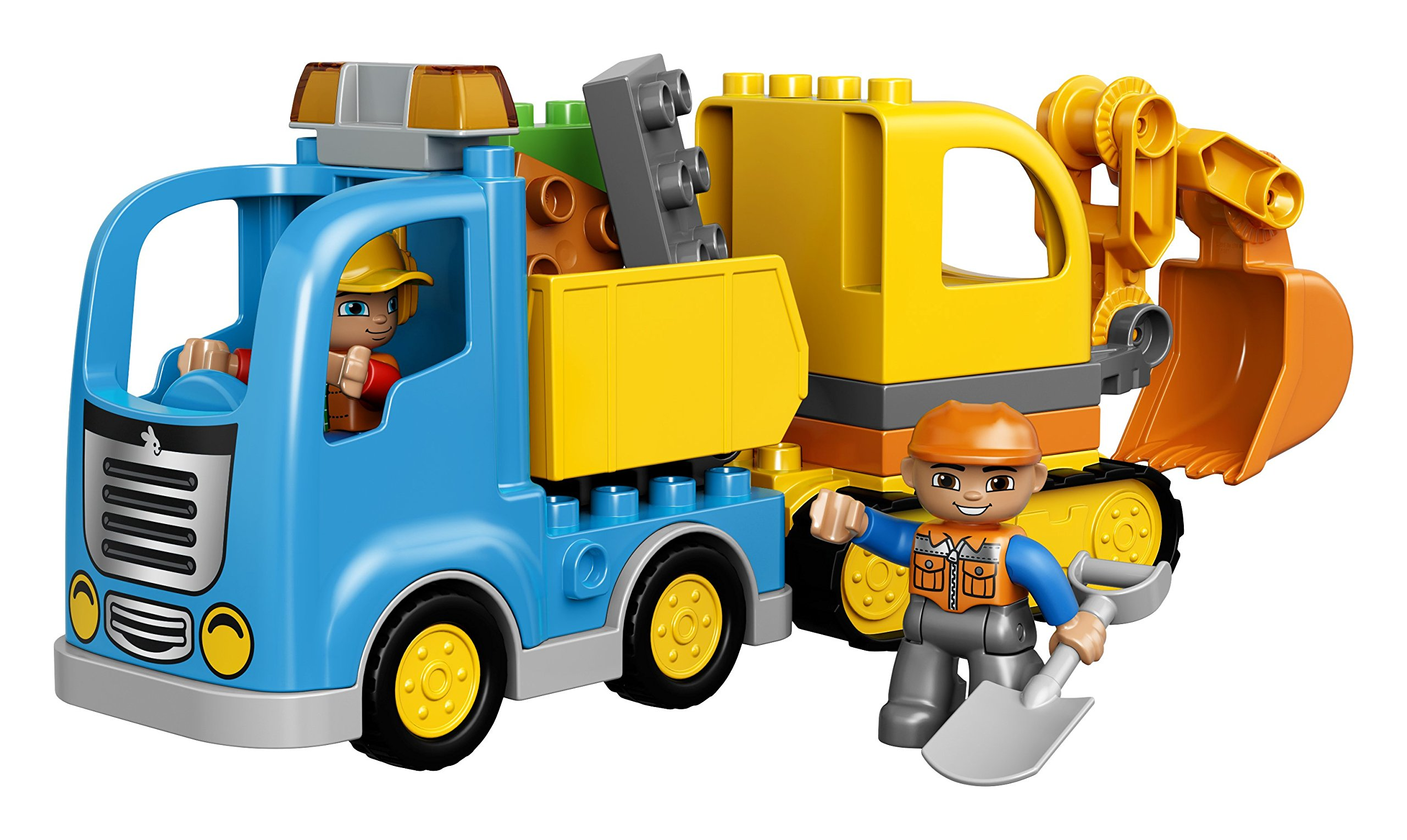 LEGO DUPLO Town Toddler Truck Toy by LEGO (Image #9)