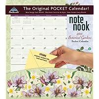 Note Nook Botanical Gardens Pocket Calendar
