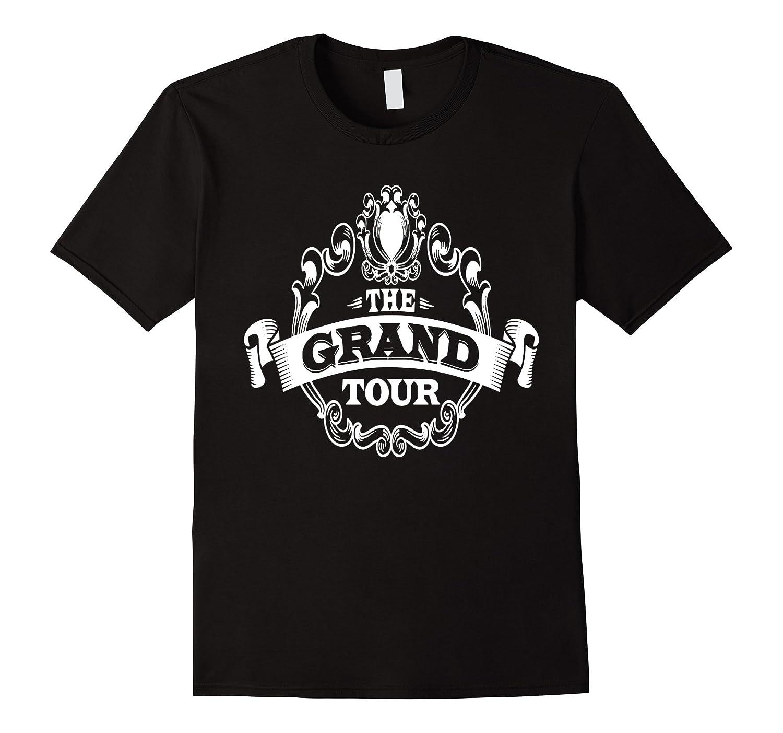 The Grand Tour T-shirt-Art
