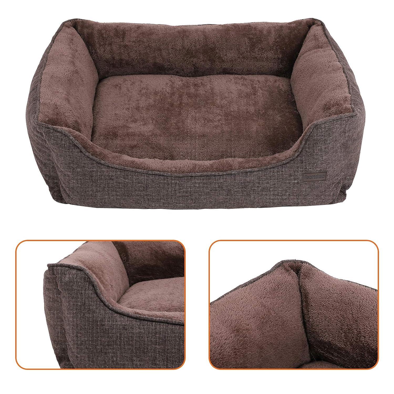 Cama sofá para perros