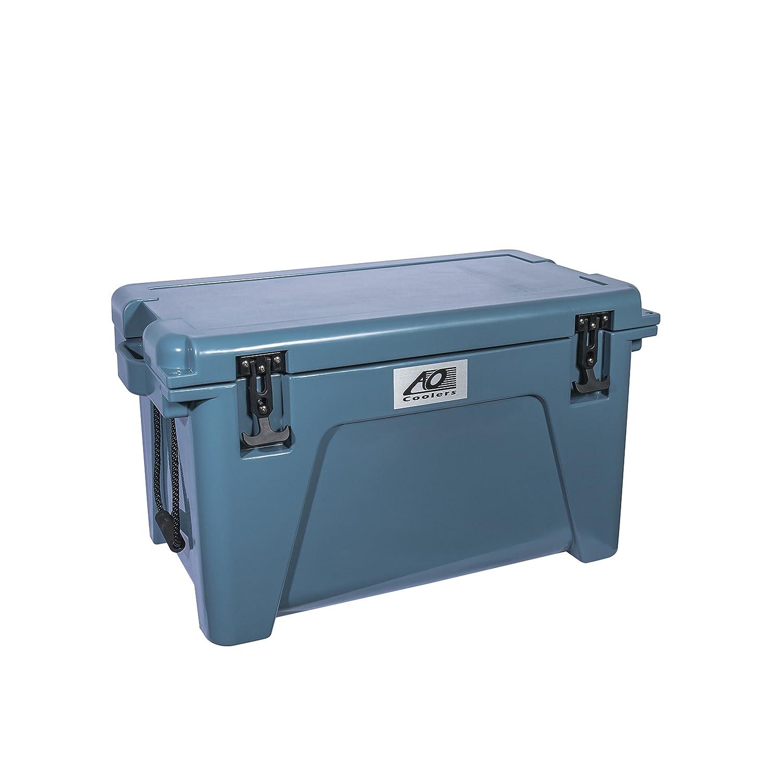 80 Quart Storage AOEV80DB AO Coolers Everest Series Hard-Sided Cooler