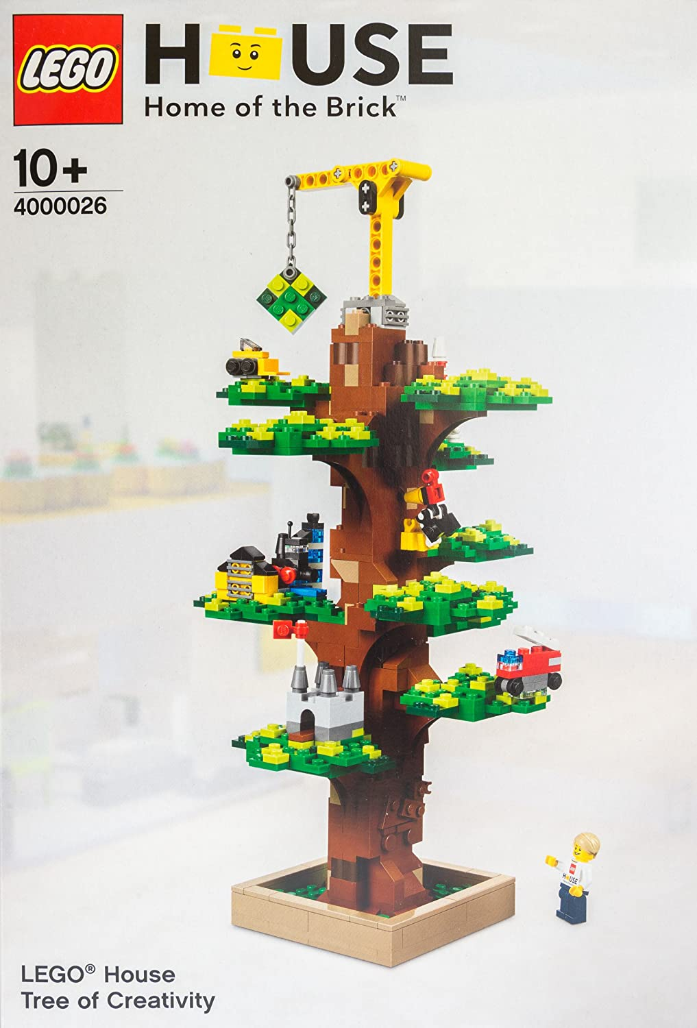 LEGO® Promotional 4000026 House Tree of Creativity