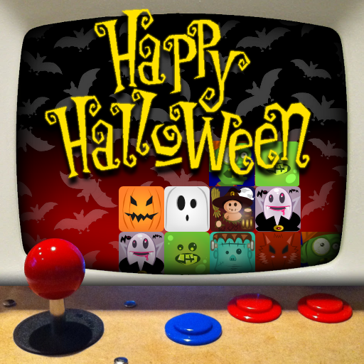 (Halloween Magic! Puzzle game for kids and)