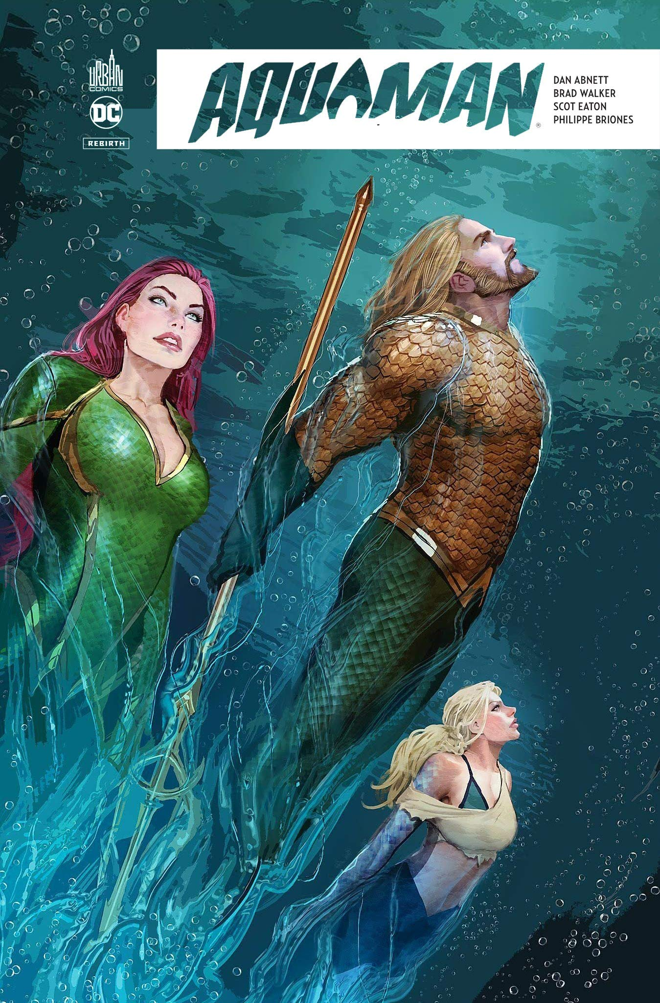aquaman film comics