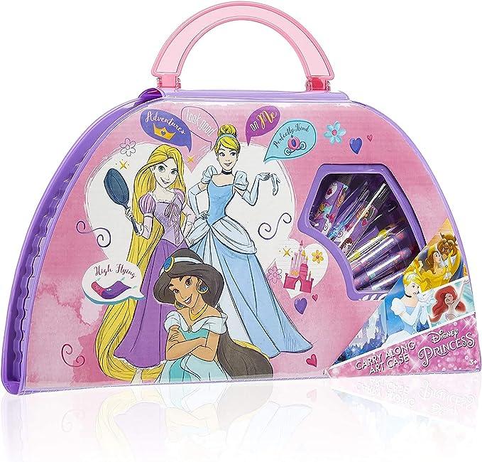 Imagen deGirl's Pink Disney Princess Carry Along Full Art Set by Disney