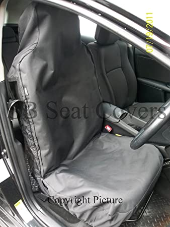 To Fit A Ford Ka Car Seat Covers Waterproof Black Full Set