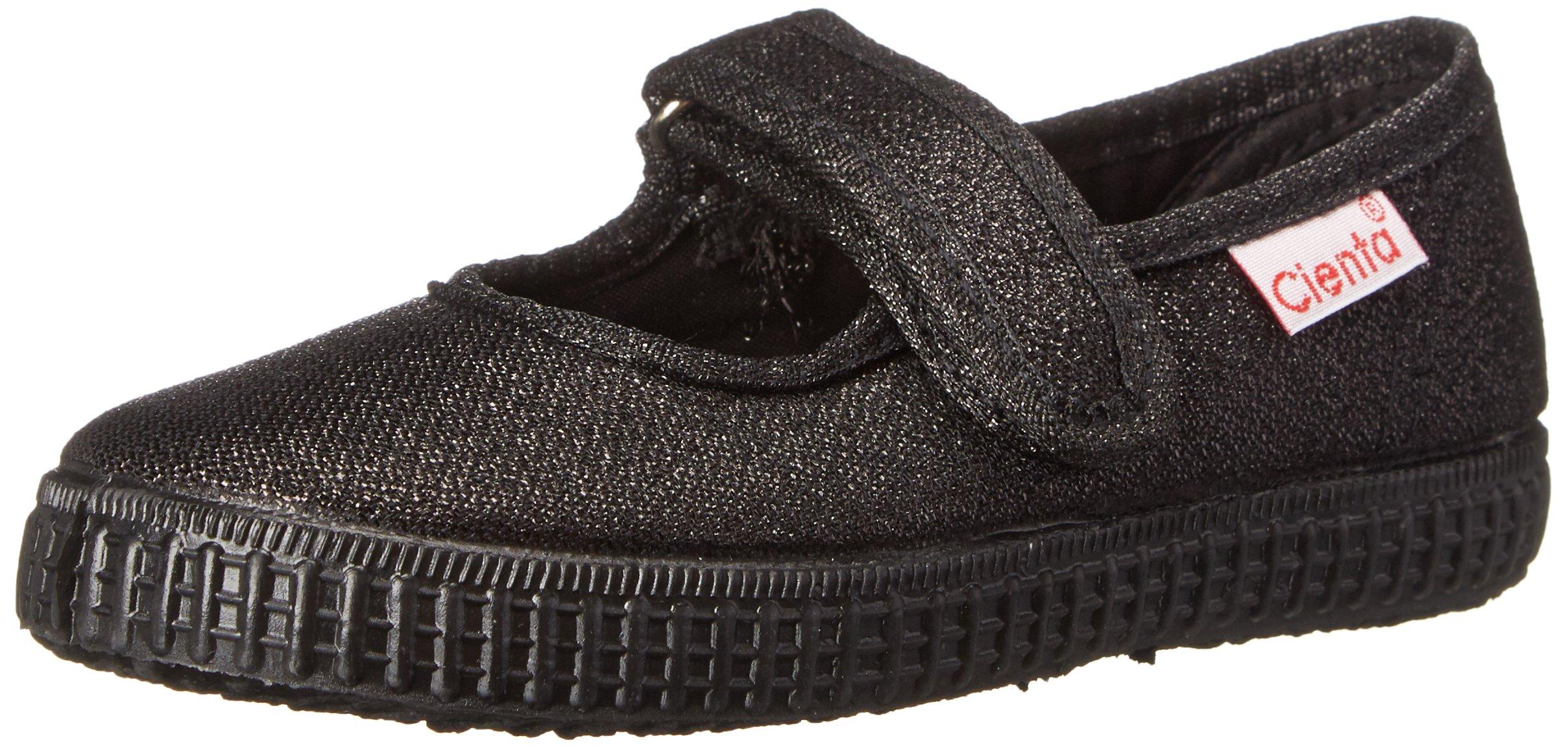 Cienta 56113.01 Mary Jane, black, 32 EU(1.5 M US Little Kid)