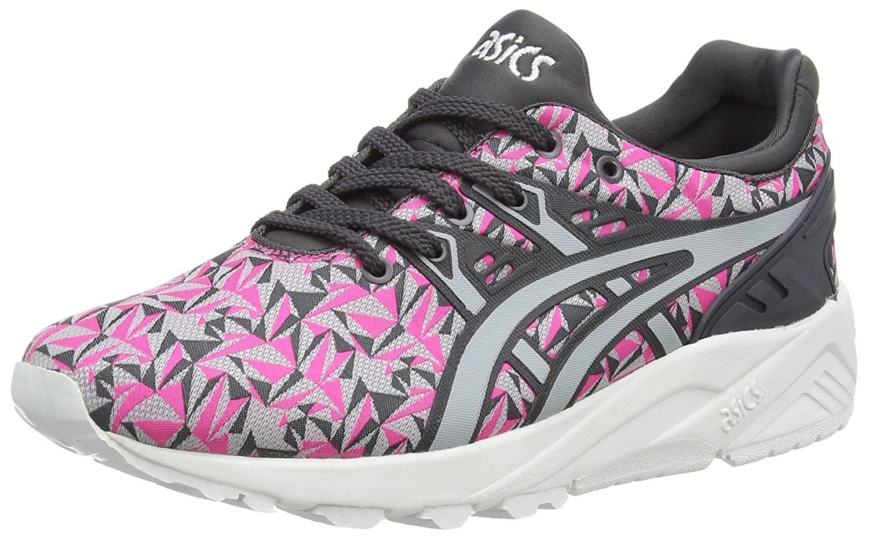 Asics Unisex-Erwachsene Gel-Kayano Trainer Evo Sneaker  38 EU|Pink (Knockout Pink/Light Grey 2013)