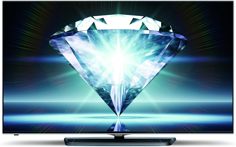 Hisense LTDN55K681XWSEU3D - Televisor (139,7 cm (55), 4K Ultra HD ...