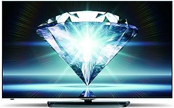 Hisense LTDN55K681XWSEU3D - Televisor (139,7 cm (55), 4K Ultra HD, 3840 x 2160 Pixeles, Digital, DVB-C, DVB-S2, DVB-T, 24W) Negro, Plata: Amazon.es: Electrónica