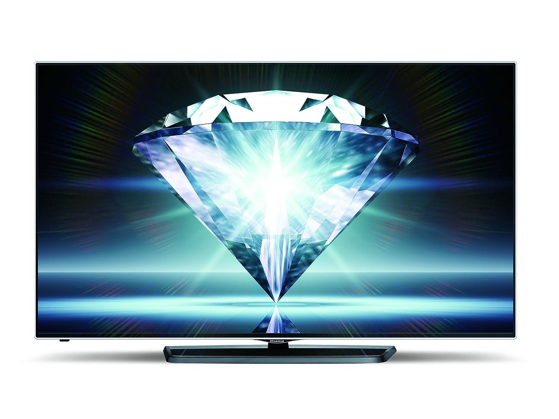 Hisense LTDN55K681 138 cm (55 Zoll) Fernseher (Ultra HD, 2X Triple ...