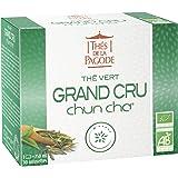 Thés de la Pagode thé Vert Grand Cru Anti-Oxydant 30 infusettes