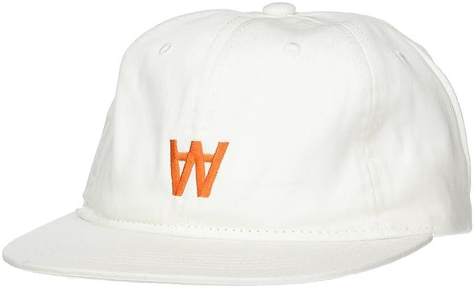 Wood Wood Baseball Cap Gorra de béisbol, Marfil (Off-White), Talla ...