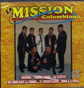 Mission Colombiana Del Indio Nace La Cumbia Cdd-482 - Mission Colombiana Del Indio Nace La Cumbia Cdd-482 - Amazon.com Music