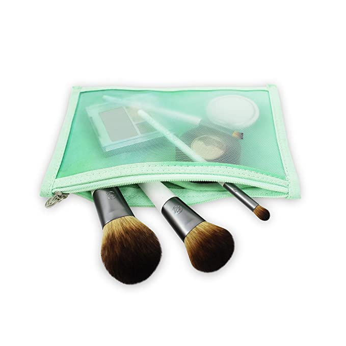 Ecotools On-the-go style kit - set de 4 brochas + neceser 21 g