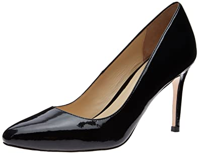 Cole Haan Women's Bethany Dress Pump 85,Black Patent,10 ...