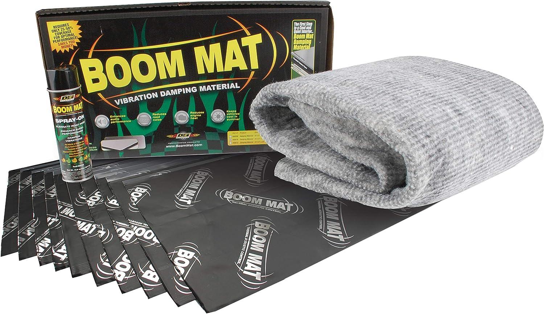Design Engineering 050221 Boom Mat XL 4mm Damping Material 2 Sheets 12.5 x 24