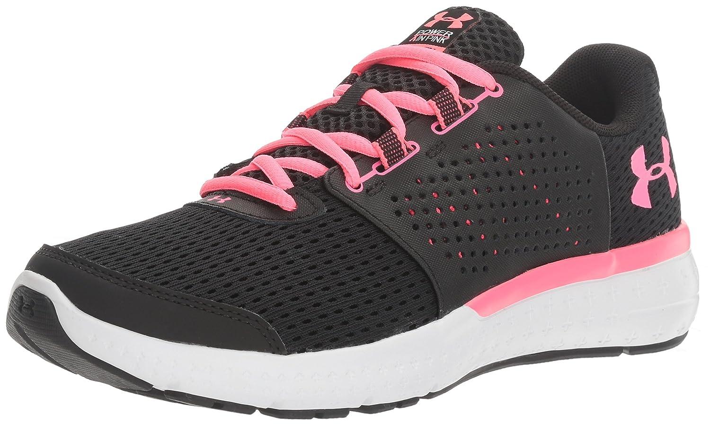 [アンダーアーマー] レディース Women's Micro G® Fuel Running Shoes-W 黒 (005)/白い 9.5 D(M) US
