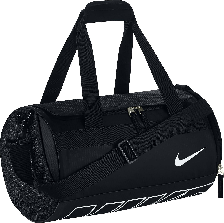 Nike Alpha Adapt Drum Duffel Bag Black