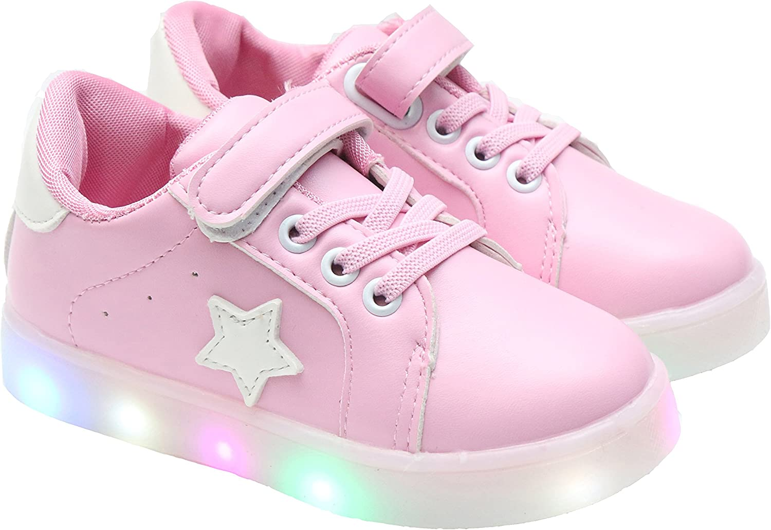 Baby Shoes Flashing Sneakers for Kids