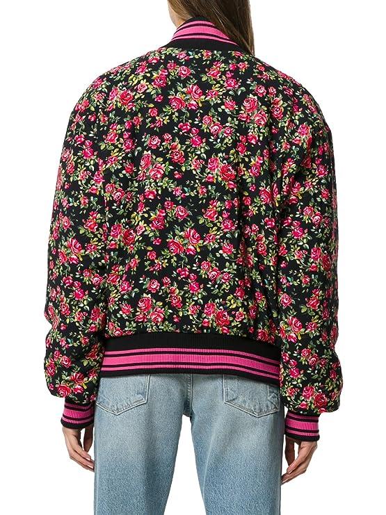 Dolce & Gabbana Mujer F9982tfsm4dhn788 Fucsia Poliéster Chaqueta: Amazon.es: Ropa y accesorios