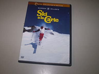 ski à la carte Amazon.com: Warren Miller's Ski a la Carte: Mariel Hemingway