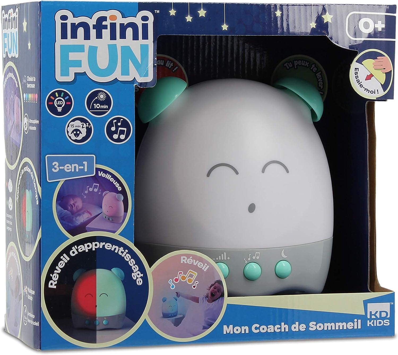 Infinifun Mon Réveil Dapprentissage S17230