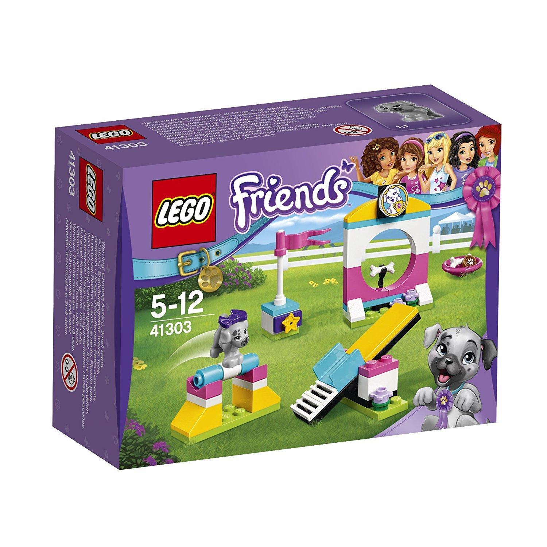 Lego® Friends SET - 41302 Cachorro Salon y 41303 Cachorro parte Espacio: Amazon.es: Juguetes y juegos