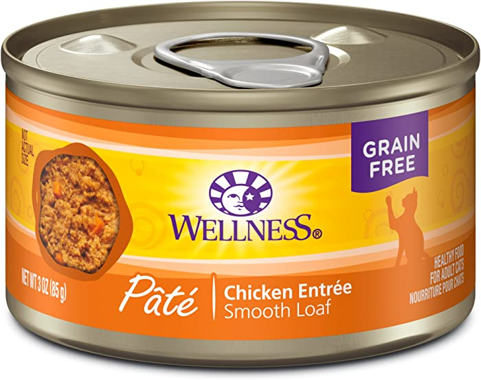 Top 10 Wellness Brand Cat Food 3 Oz Cans