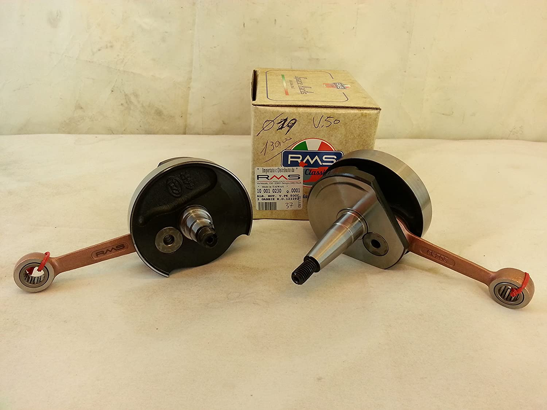 albero motore piaggio vespa 50 special vespa pk 50 1° s cono d.19 cod.100010230 RMS