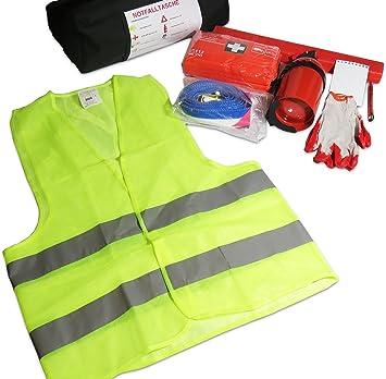 Ejp Bag Praktisches Erste Hilfe Set Notfall Set Kofferraumtasche Passend Für A3 8p Auto