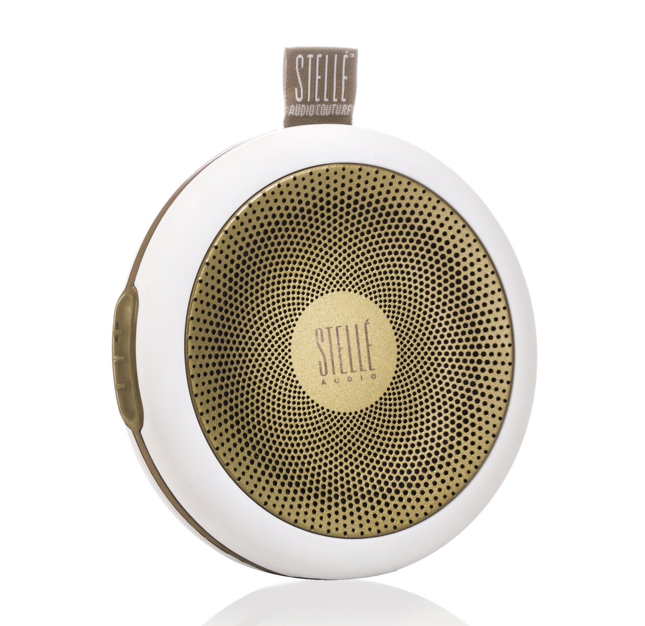 Stellé Audio Go-Go Speaker (White Gold)