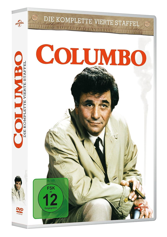 Columbo - Staffel 4 [3 DVDs]: Amazon.de: Peter Falk, Suzanne ...