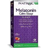 Natrol Advanced Melatonin Plus - Fast Dissolve Tablets, Strawberry flavor, 60 Count