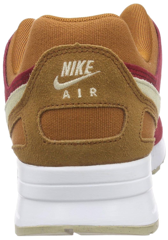 online store 98aa9 7101b Nike Air Pegasus 89 PRM, Baskets Basses Homme, Rouge-Rot (Team  RedRattan-Tawny), 44,5 EU Amazon.fr Chaussures et Sacs