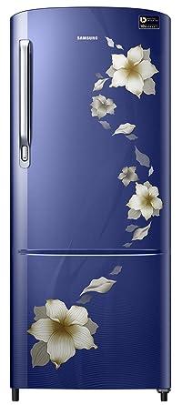 refrigerator amazon. samsung 192 l 3 star direct cool single door refrigerator ( rr20m272zu2-nl, amazon
