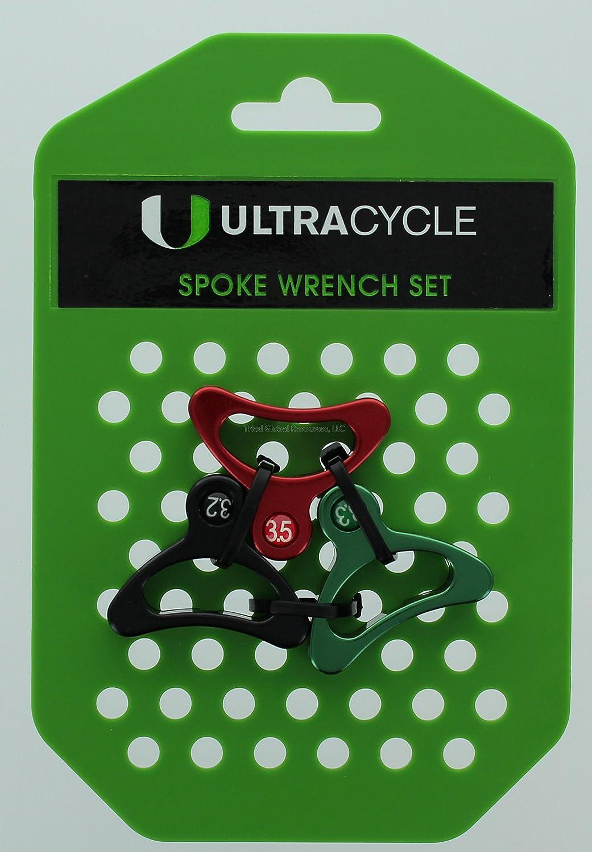 Ultracycle Alloy Spoke Wrench Set
