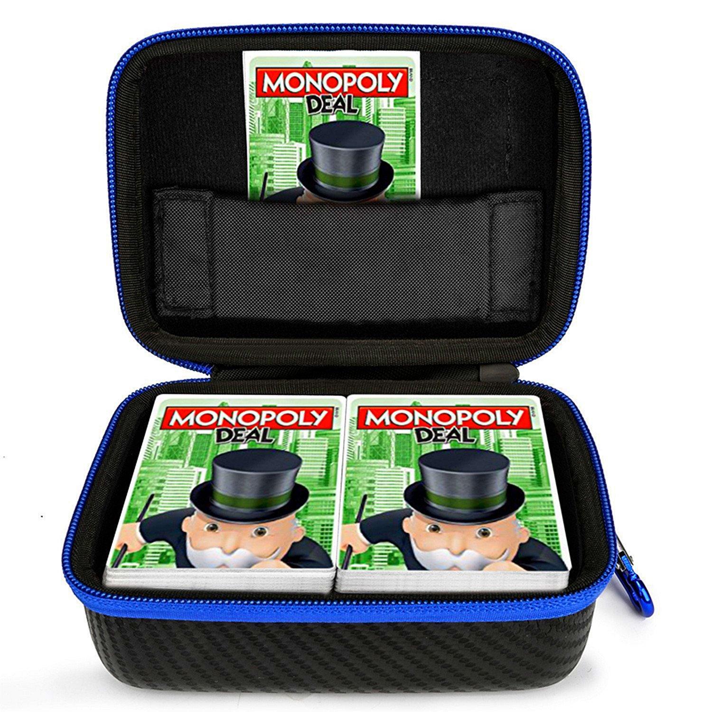 DOUBI - Funda de viaje para juego de cartas de Monopoly Deal ...