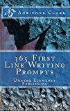 365 First Line Writing Prompts (English Edition)
